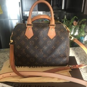 Clean, great condition Authentic LV Speedy 25